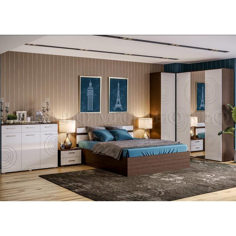 Спальня (модульная система) Ника