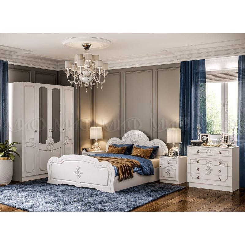 Спальня (модульная) Каролина
