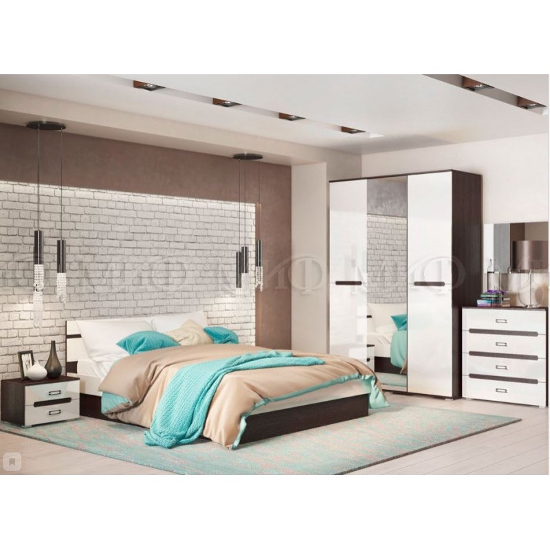 Спальня (модульная система) Ким