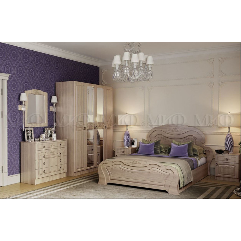Спальня (модульная система) Александрина