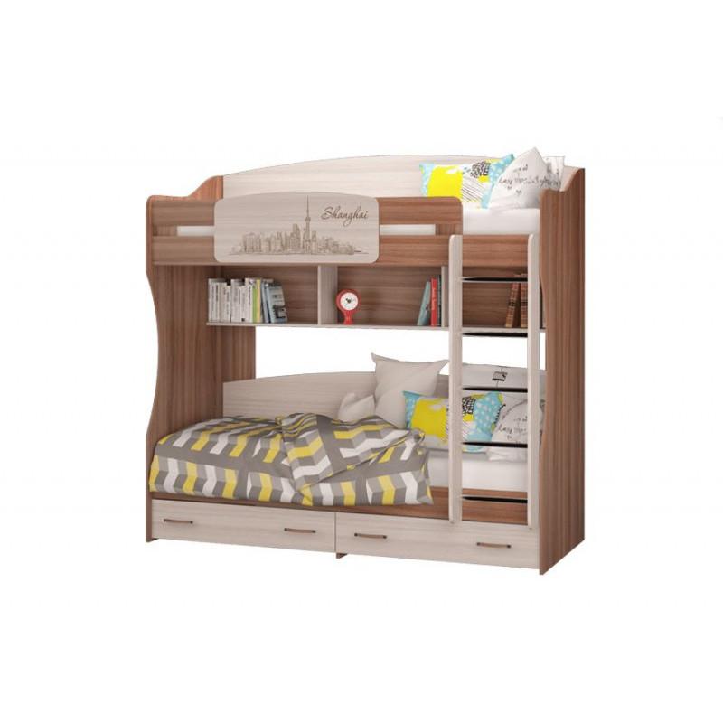 Кровать 2-х ярусная(УНИ) Вояж