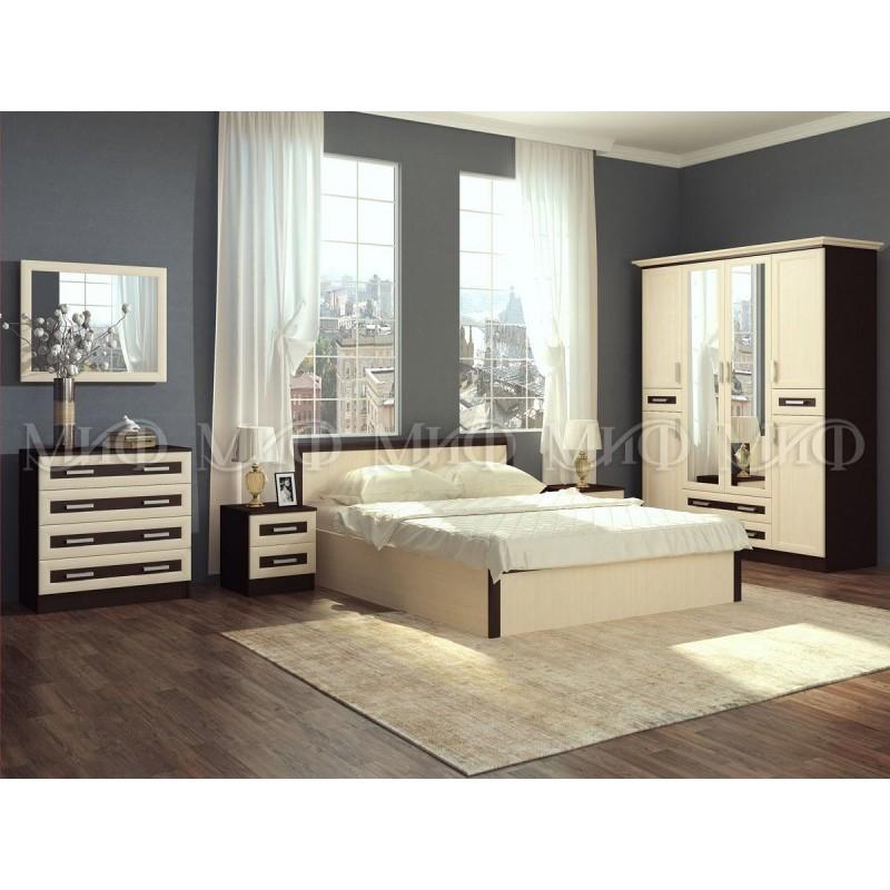 Спальня (модульная система) Грация