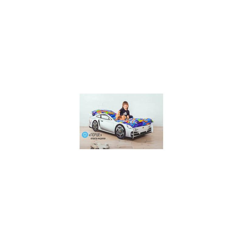 Детская кровать машина Серия Классик