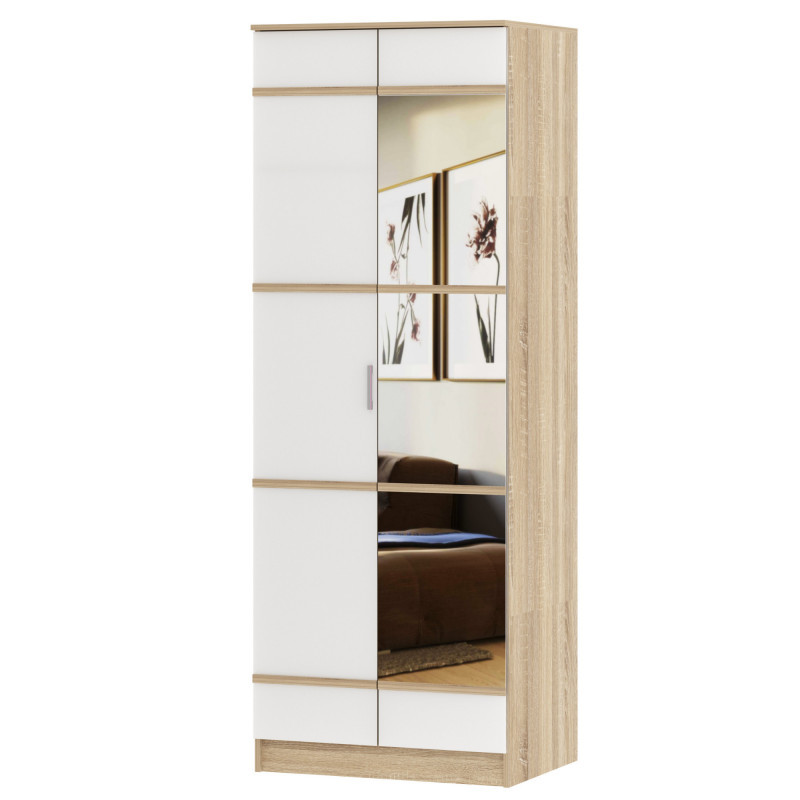 Спальня (модульная) Сакура Белый глянец