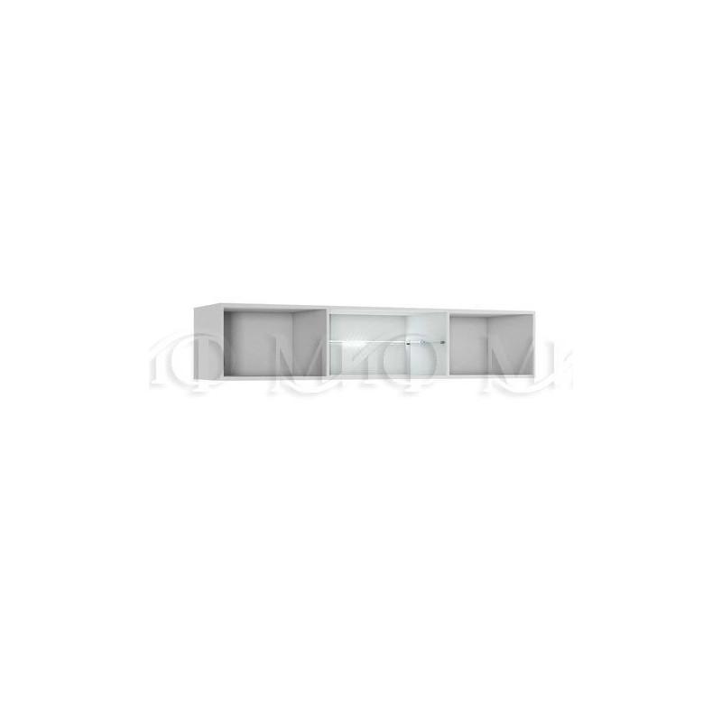 Гостиная Флорис Белый глянец (Модульная система)
