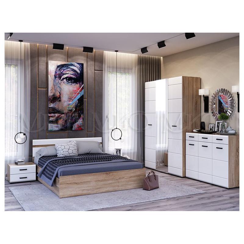 Спальня (модульная система) Нэнси NEW