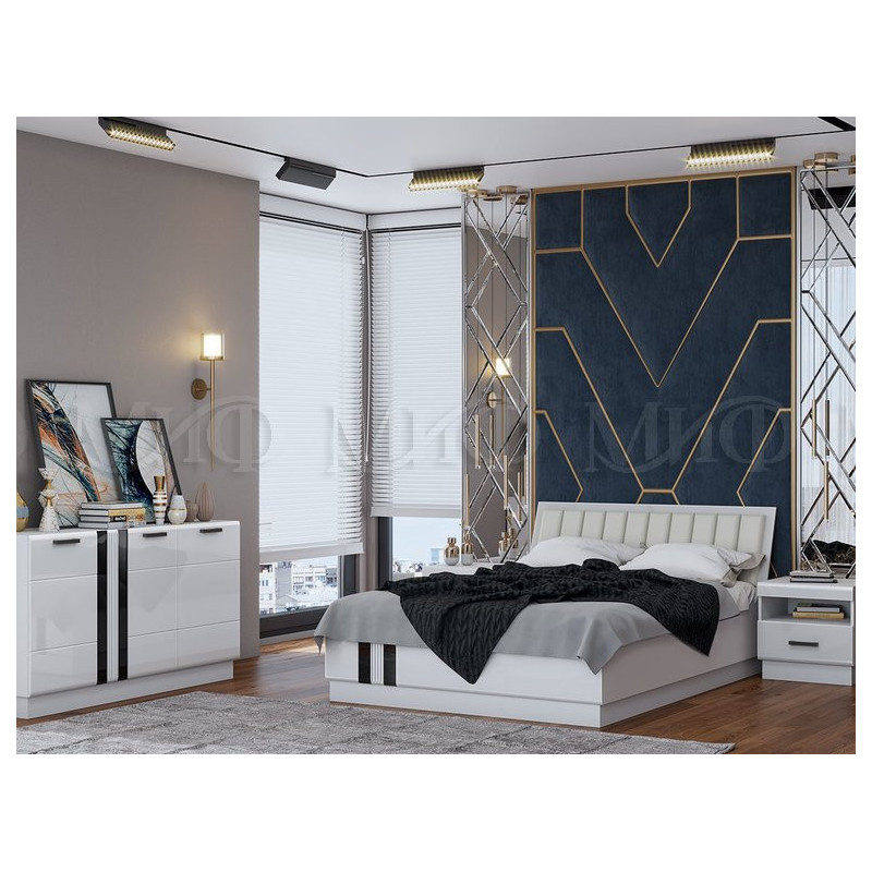 Спальня Магнолия (модульная)
