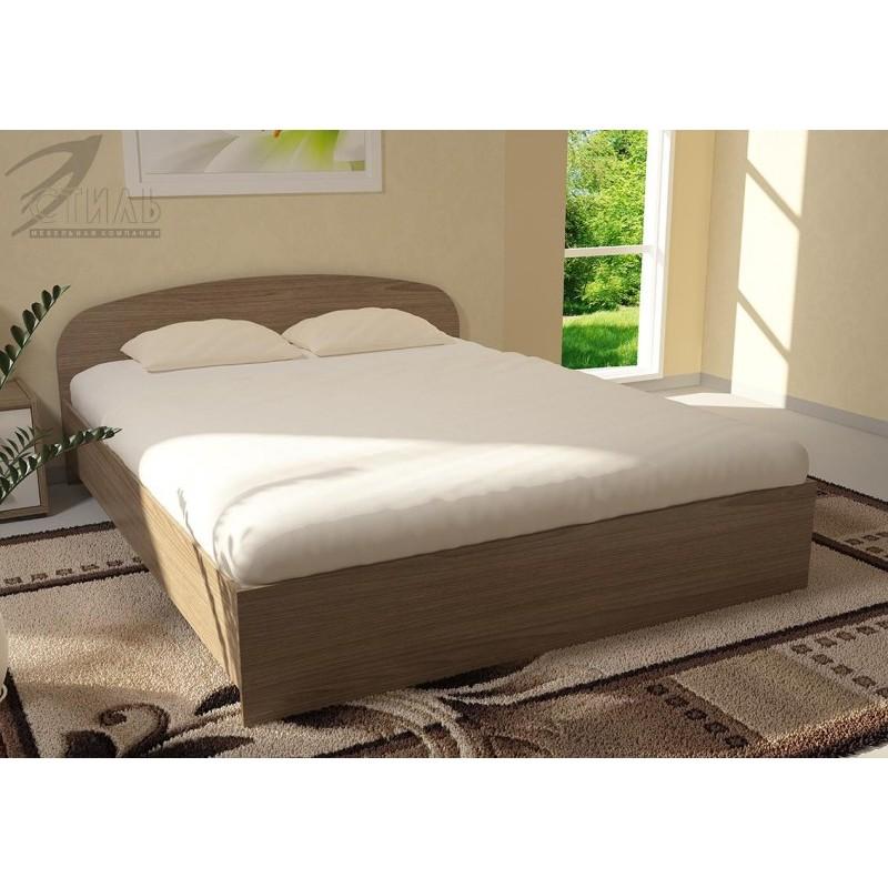 Кровать ЛДСП (А) 1200, 1400, 1600