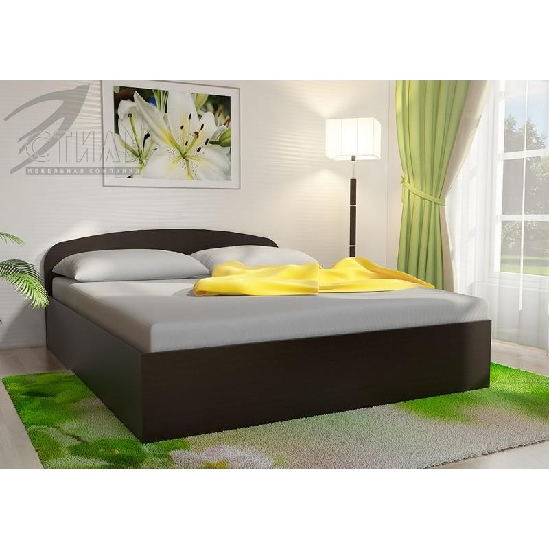 Кровать ЛДСП (А) с подъёмным механизмом