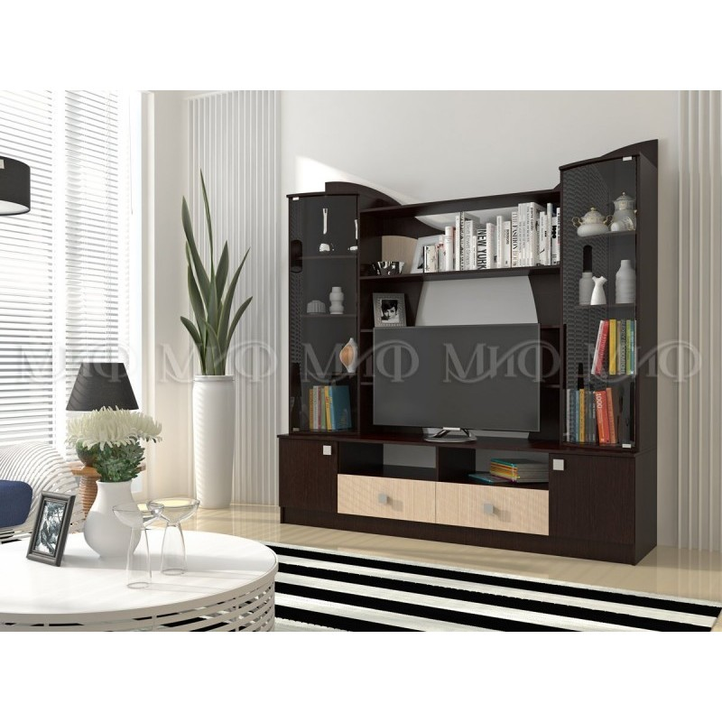 Модульная гостиная Гамма -15 New