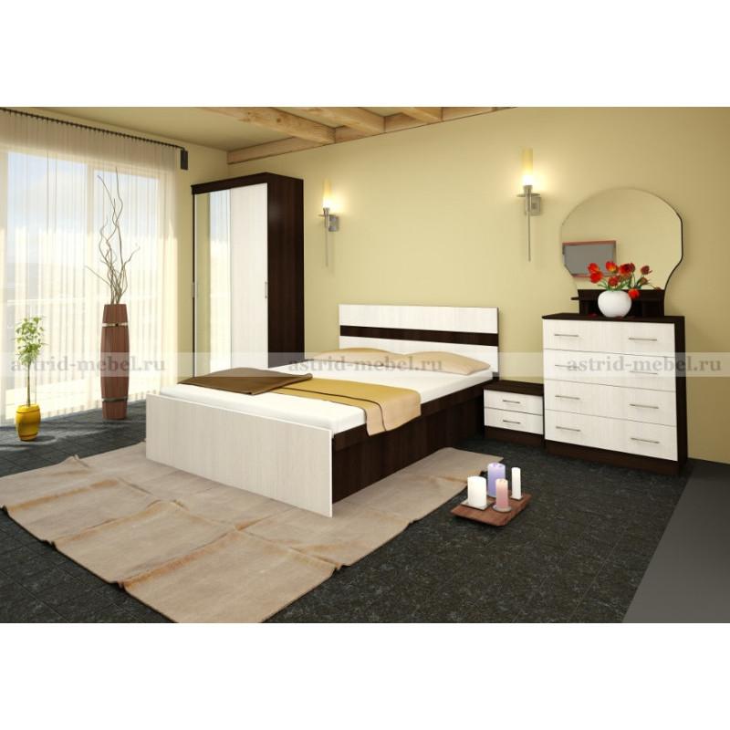 Спальня Ника-5 (Модульная)
