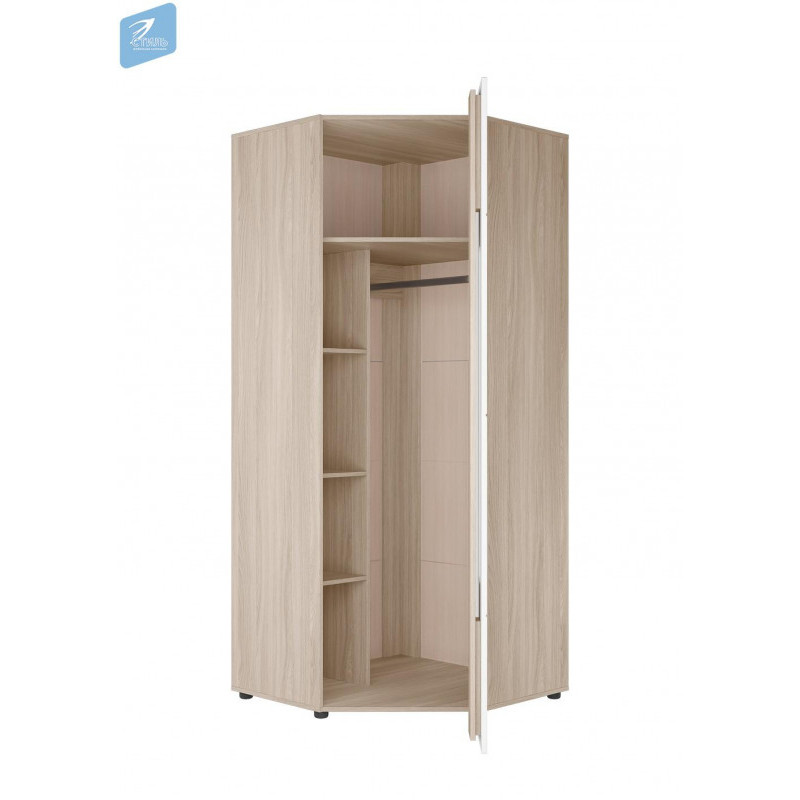 Шкаф угловой Палермо-3