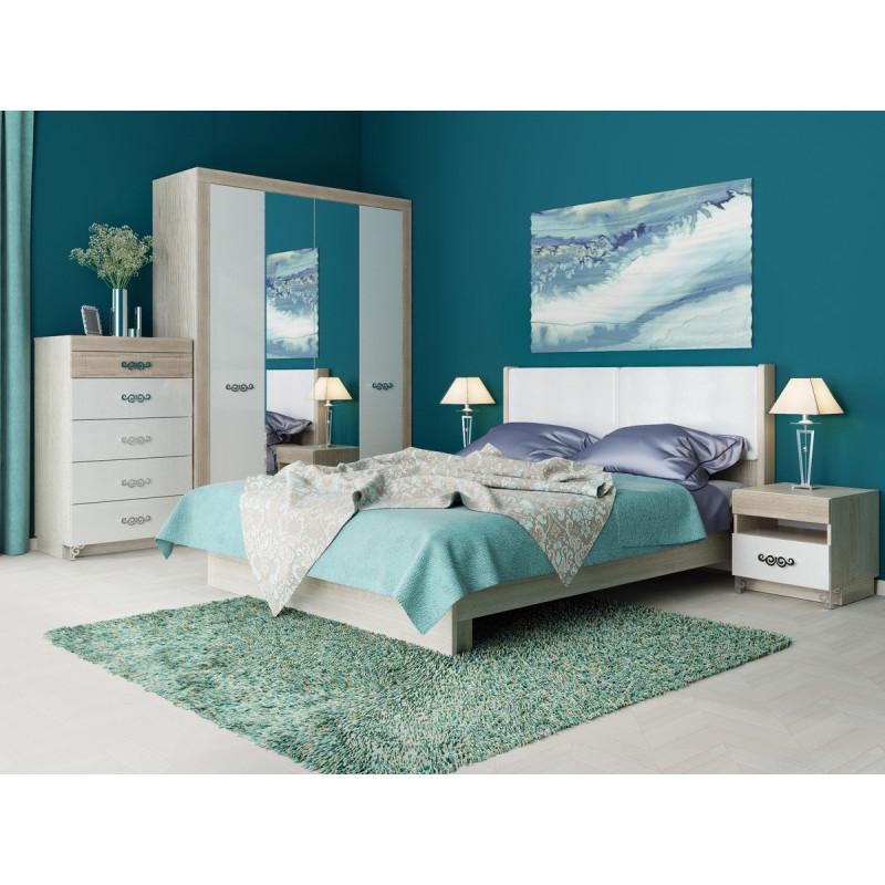 Спальня Сан-Ремо модульная